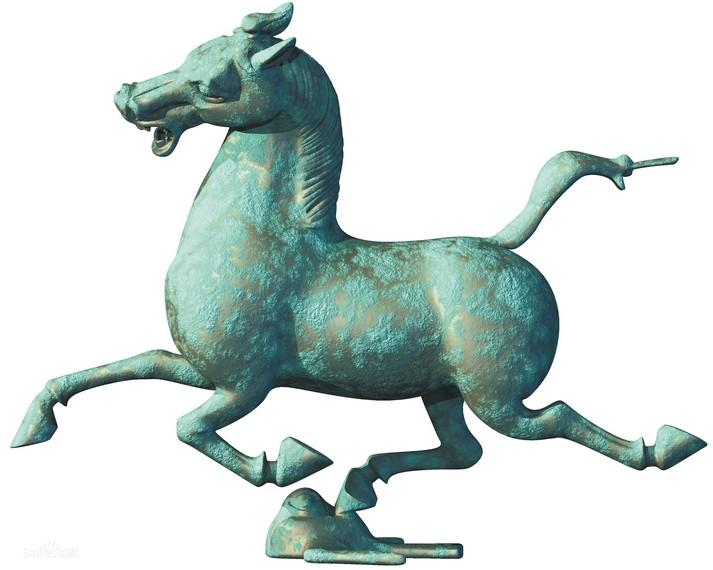 马的习性特点有哪些_世人对马踏飞燕的推崇不随时间而衰减-铜雕塑_上海远天雕塑艺术 ...